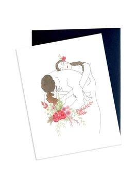 Hobeika Art Carte Famille Klimt