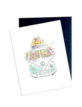Hobeika Art Carte Happy Van