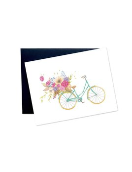 Hobeika Art Bicycle Card