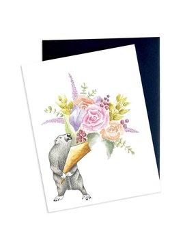Hobeika Art Springtime Card