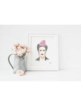 Hobeika Art Frida Poster