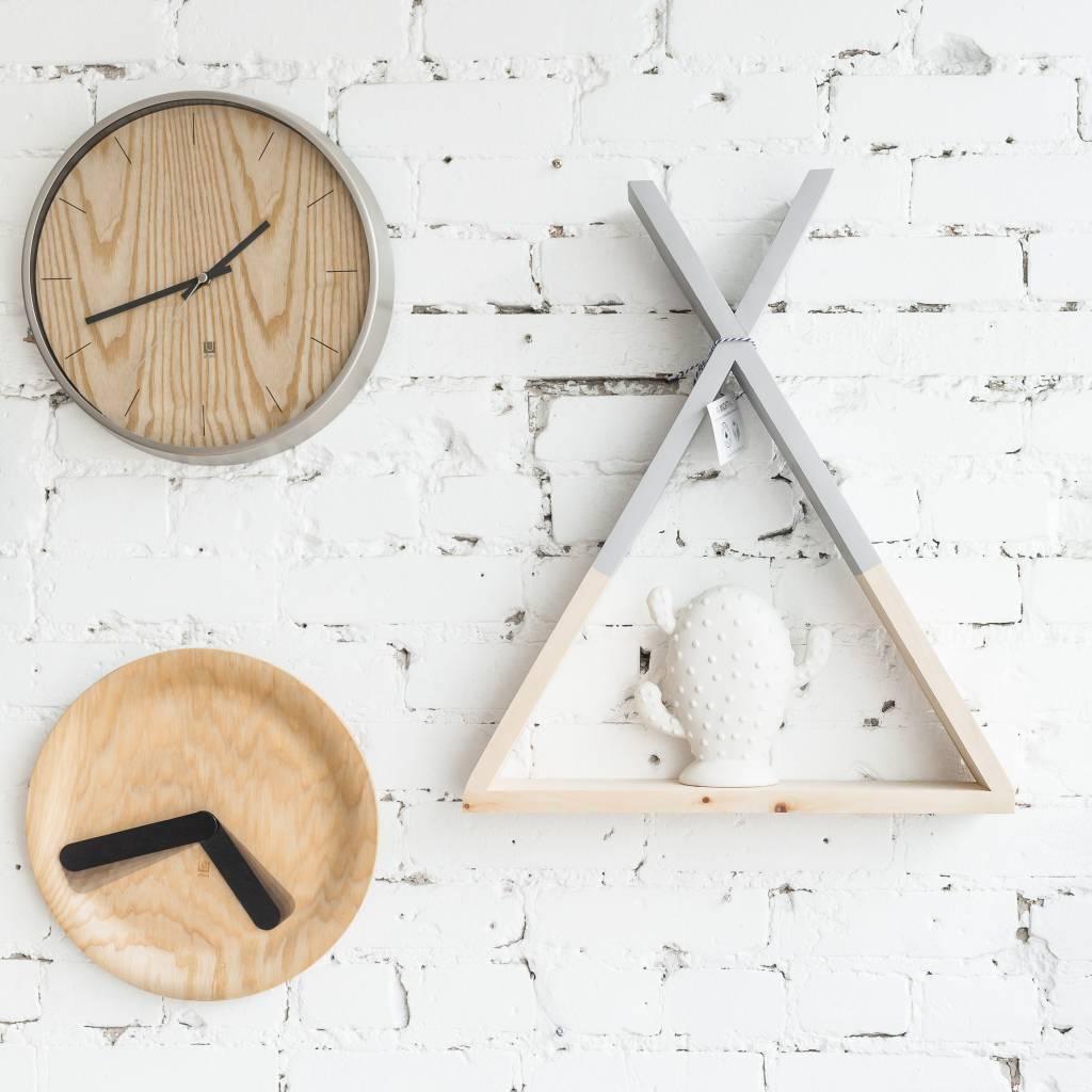 Umbra Horloge Murale Timeflow