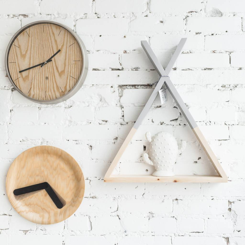Umbra Timeflow Wall Clock