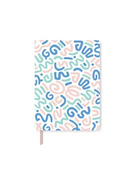 Fringe Studio Pastel Squiggles Journal