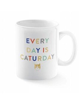 Fringe Studio Caturday Mug