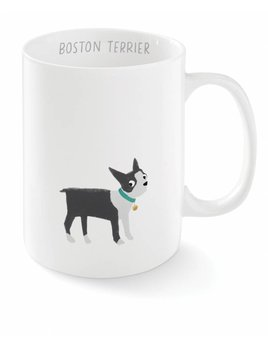 Fringe Studio Happy Boston Mug