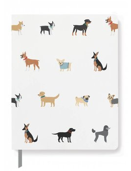 Fringe Studio Happy Dogs Notebook