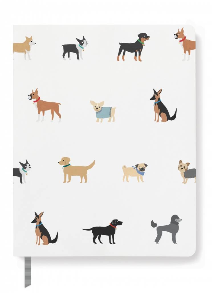 Cahier chiens joyeux boutique vestibule boutique vestibule for Bain moussant maison