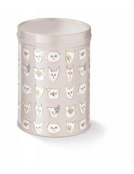 Fringe Studio Cats Tin Jar