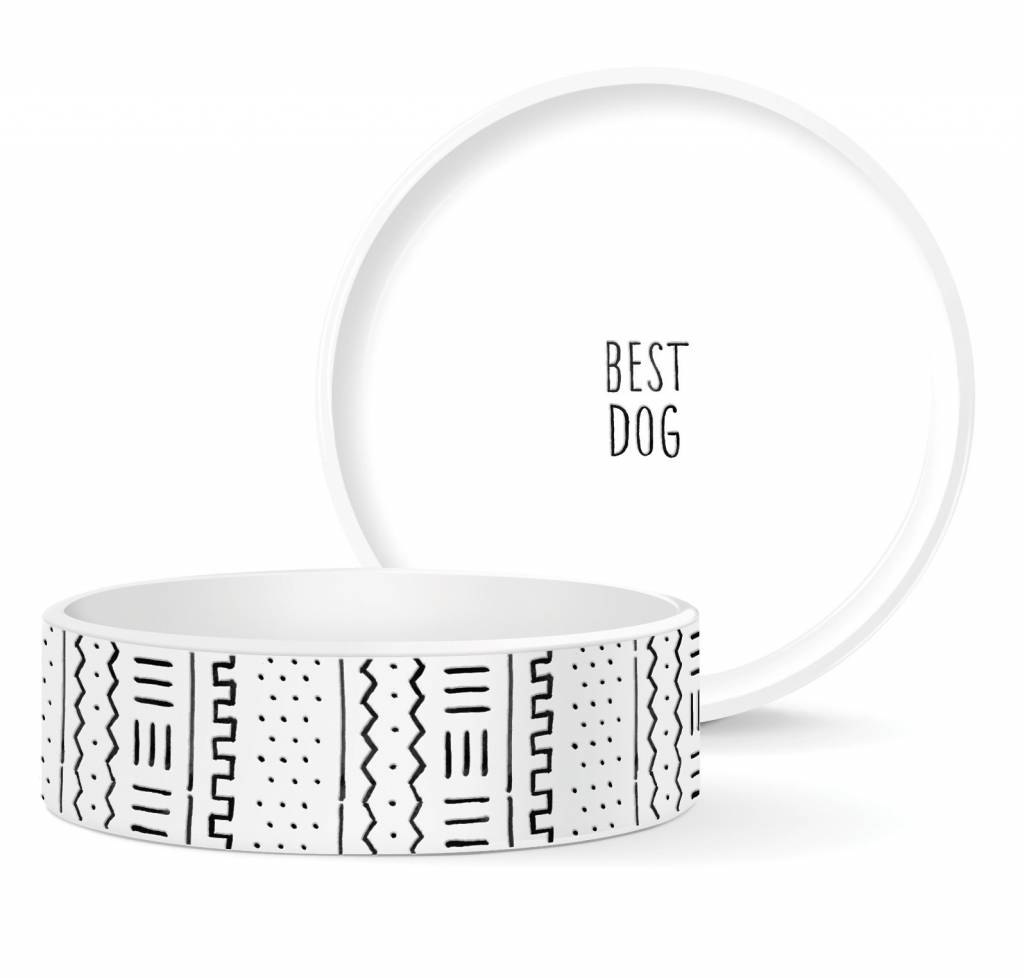 Fringe Studio Best Dog Bowl