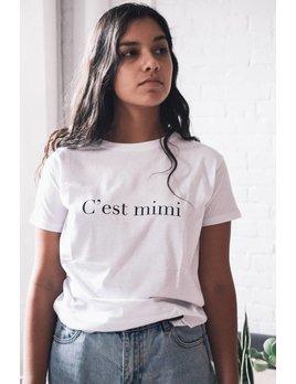 Mimi Hammer T-Shirt C'est Mimi