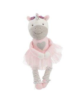 Elegant Baby Peluche Tricot Licorne