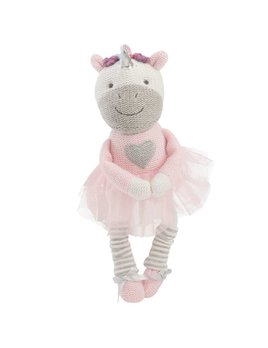 Elegant Baby Unicorn Knittie