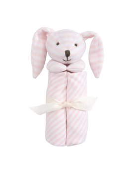 Elegant Baby Couverture Rayures Lapin