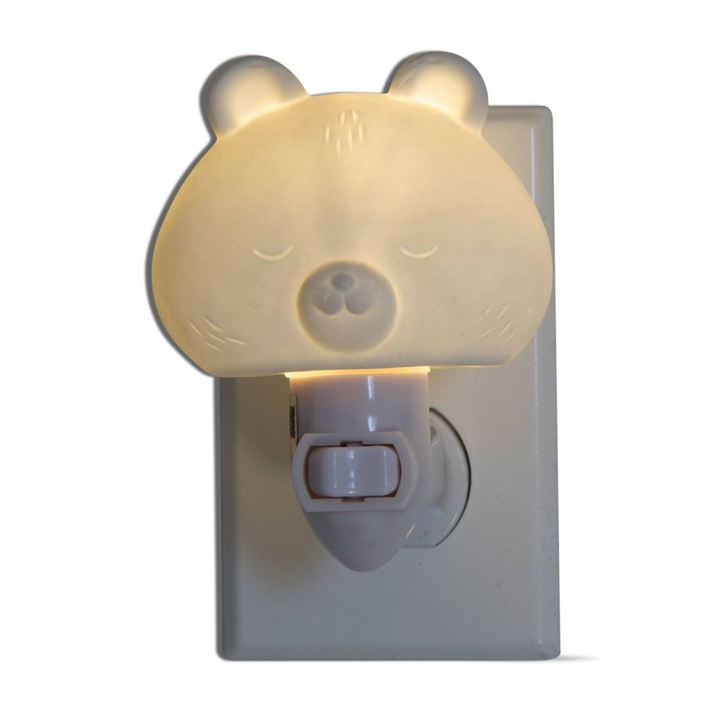 Design Home LED Bear Night Light