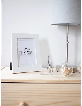 Natasha Prévost Illustrations Baby Penguin Framed Print