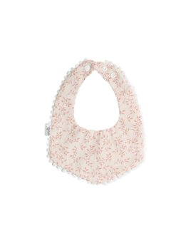 Bajoue Romantic Reversible Bib