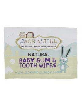Jack'N Jill Lingettes Gencives et Dents