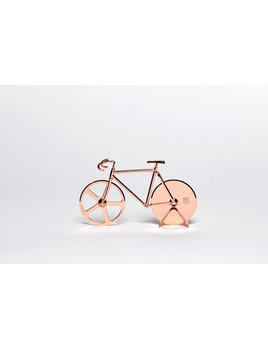 Jabco Copper Bicycle Pizza Cutter