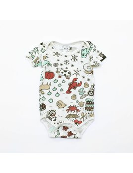 Drake General Store Canadian Creatures Bodysuit