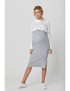 Legoe London Grey Skirt