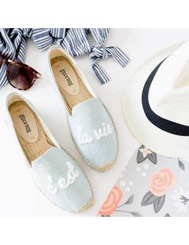 Soludos C'est la Vie Shoes
