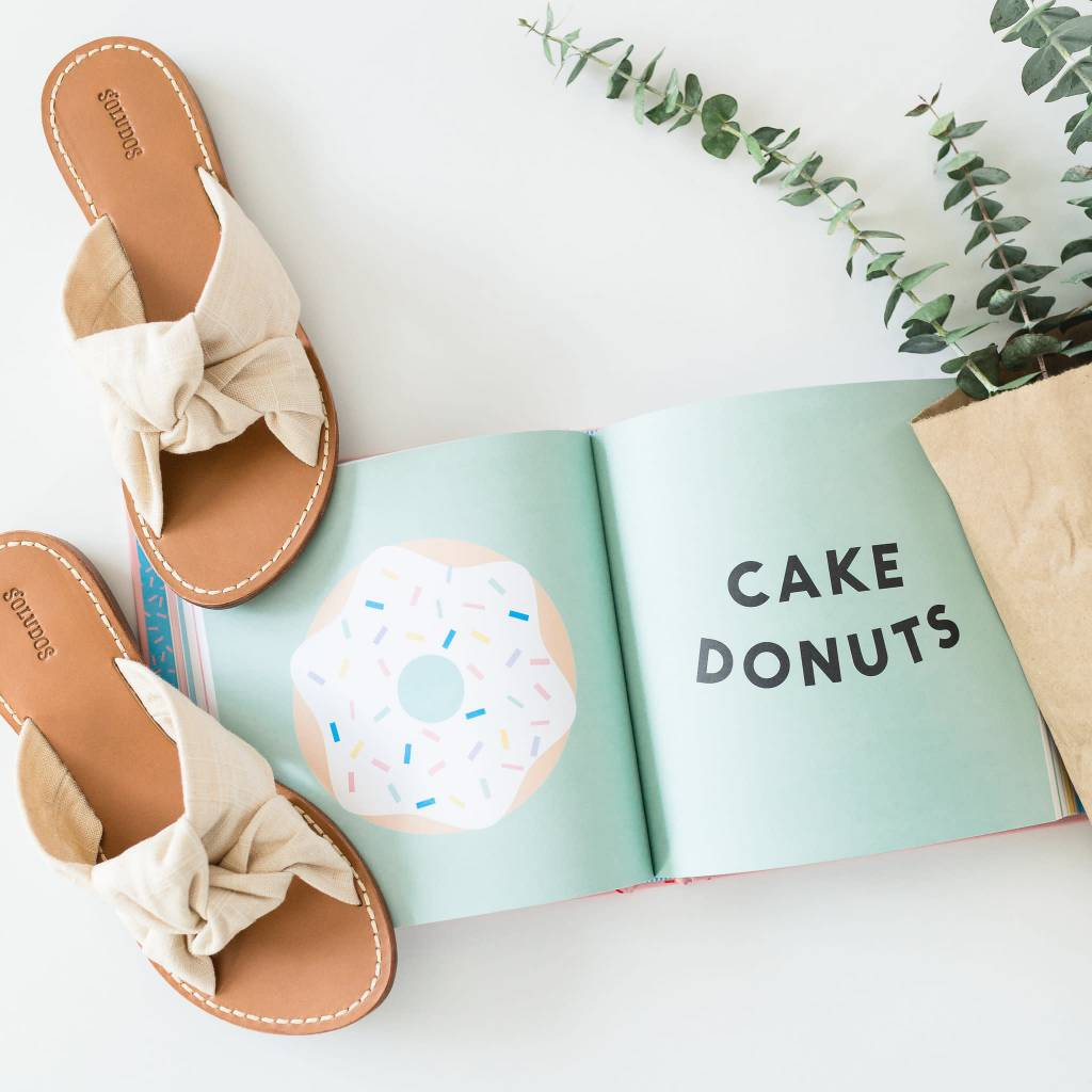 Ampersand Book - Donuts