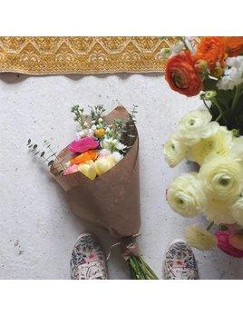 Laurie Anne Fleurs Big Fresh Flowers Bouquet