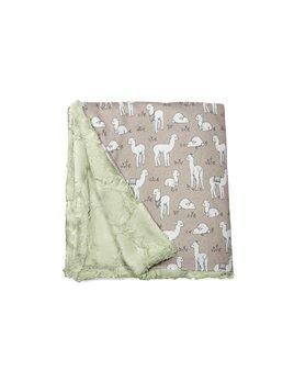 Un Pour Tous Aldersberg Thyme Large Blanket