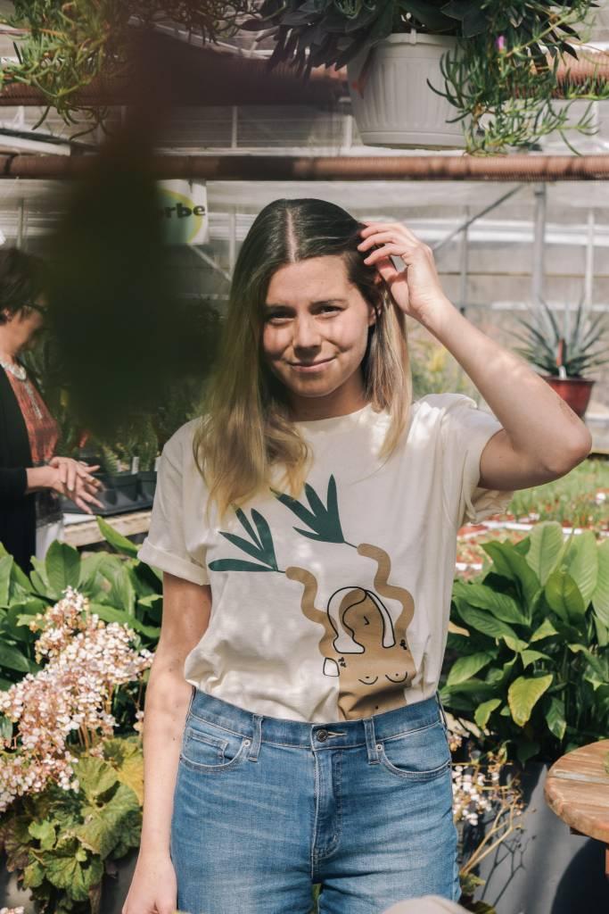 Mimi Hammer T-Shirt Femme
