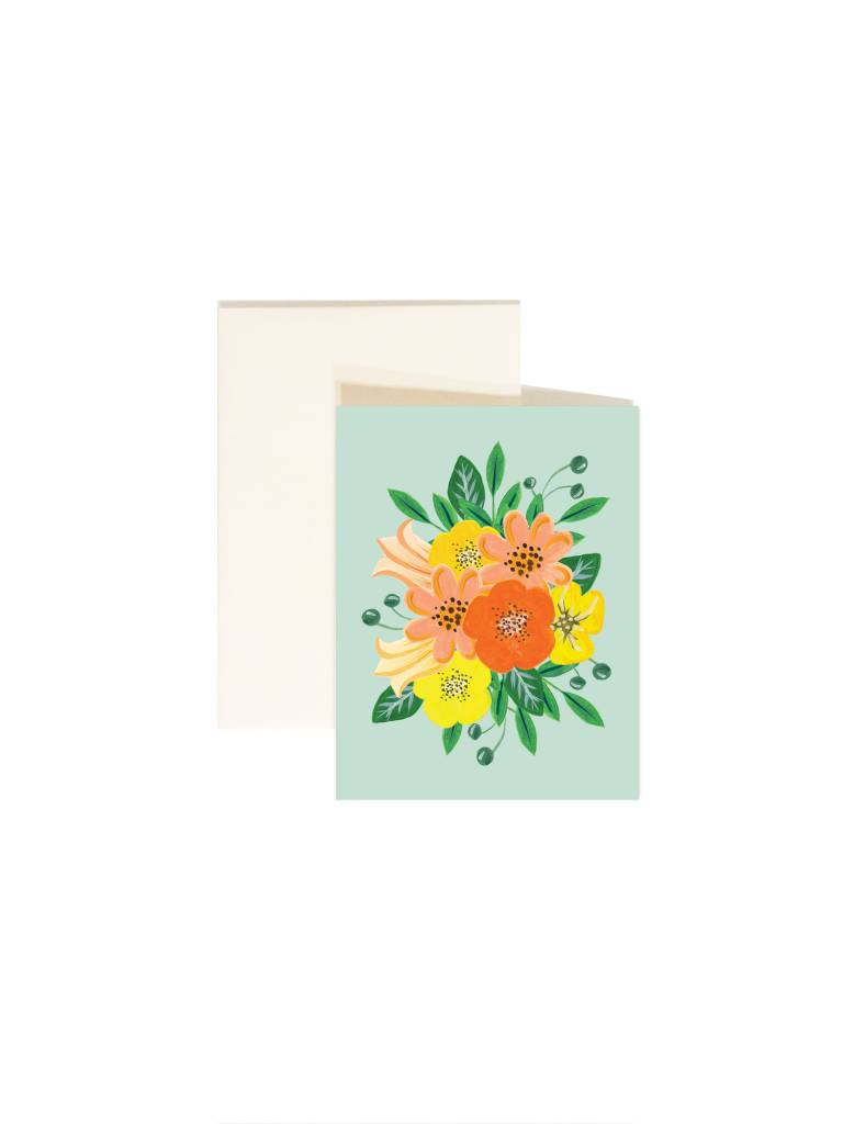 Yellow flowers greeting cards boutique vestibule boutique vestibule paige and willow yellow flowers greeting cards m4hsunfo