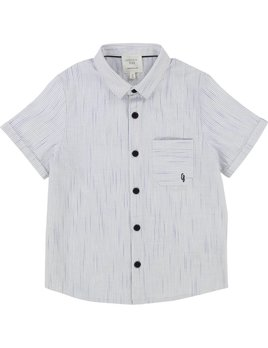 Carrément Beau Striped Woven Shirt