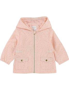 Carrément Beau Pink Windbreaker (Baby)