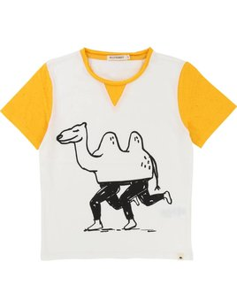 Billie Bandit Camel T-Shirt
