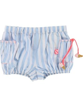 Billie Blush Striped Bloomers