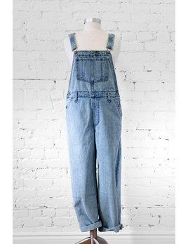 Levis Baggy Denim Overalls