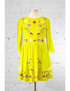 French Connection Floral Dress 71JAO