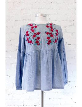 Summer of Love Ira Top