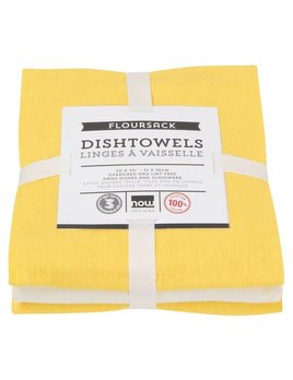 Danica/Now Lemon Dishtowels Set of 3