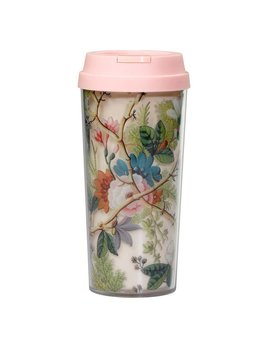 Wild&Wolf Tasse Couvercle Corail