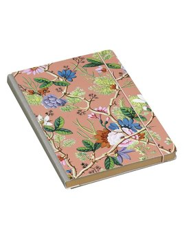 Wild&Wolf Coral Notebook