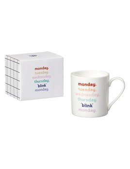 Wild&Wolf Monday Blink Mug