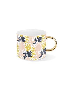 Fringe Studio Floral Desert Mug