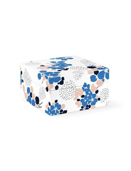 Fringe Studio Blue Bouquet Box