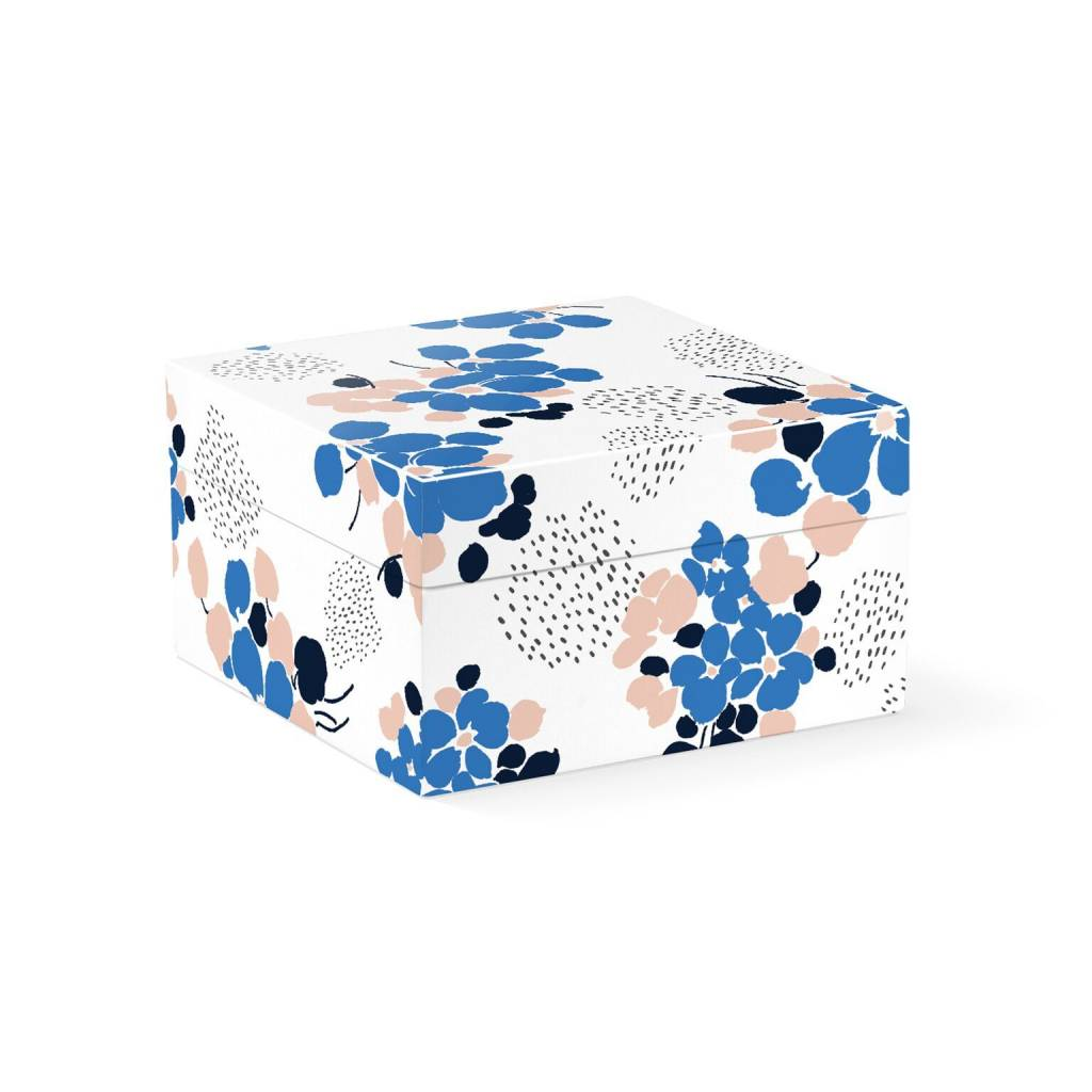 Fringe Studio Blue Bouquet Box