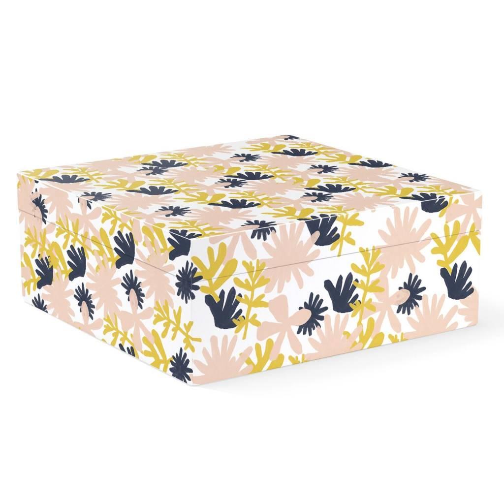 Fringe Studio Floral Desert Box