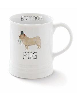 Fringe Studio Pug Mug