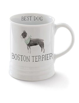 Fringe Studio Boston Terrier Mug