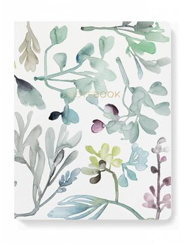 Fringe Studio Journal Floral Abstrait