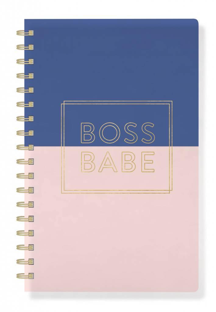 Fringe Studio Carnet Boss Babe
